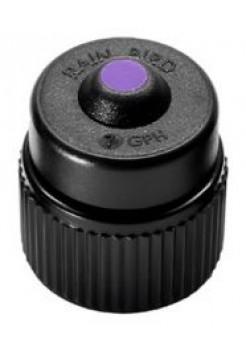 Самокомпенсирующийся баблер, 26 л/ч, фиолетовый PCT-07 X3007