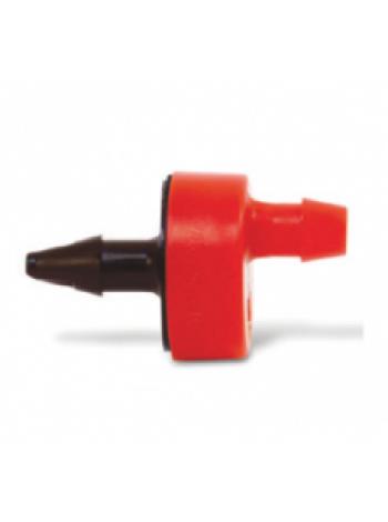 Самопробивной эмиттер XB-20PC,(красный), расход 7,6 л/ч X68535
