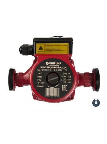 Насос циркуляционный (отопление) UPС 25-160 230