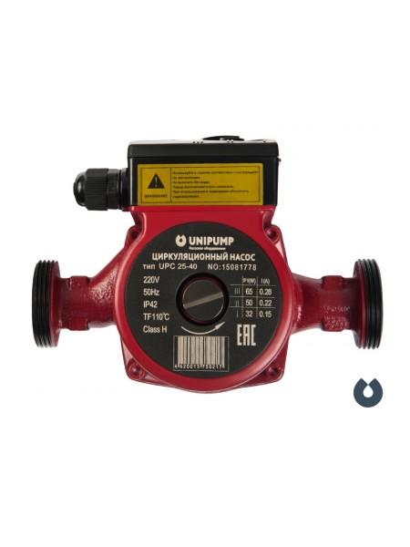 Насос циркуляционный (отопление) UPС 25-40 180